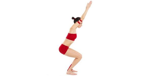 Yoga for Climbing - Chair Pose