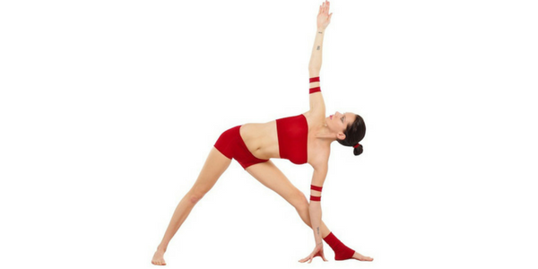 Yoga for Climbing - Triangle Pose