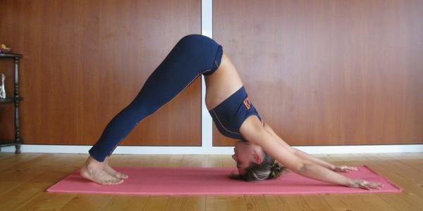 Yoga for Climbing - Downward Facing Dog