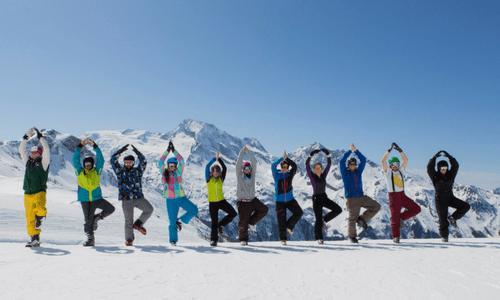 Yoga For Skiing