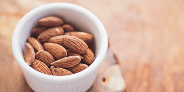 Spring Detox - Almonds