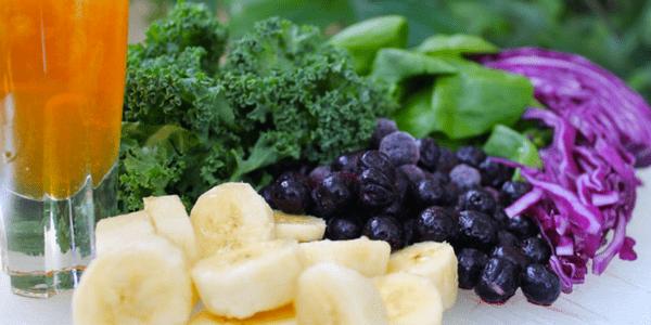 Spring Detox - Cleansing Foods