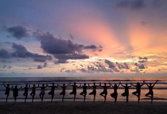 Sunshine and Yoga – Sri Lanka
