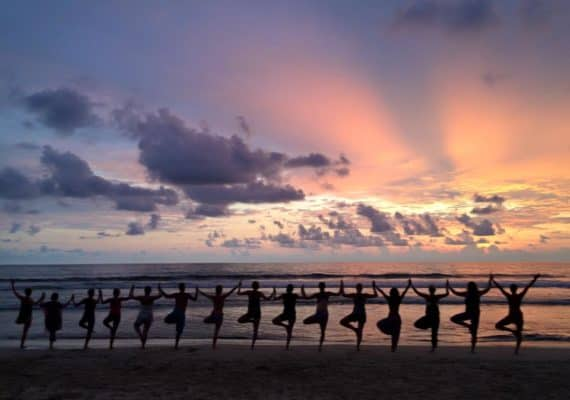 Sunshine and Yoga – Sri Lanka