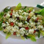 cauliflower wheat free pasta recipe