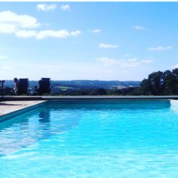 swimming pool East Sussex retreat
