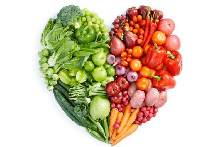 Detox Fruits and Vegetables