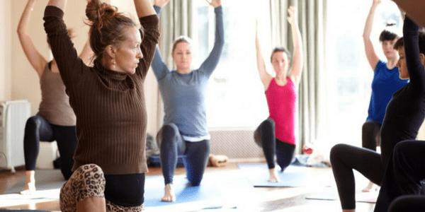 Detoxing Yoga