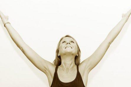 Louise Gillspie-Smith yoga teacher