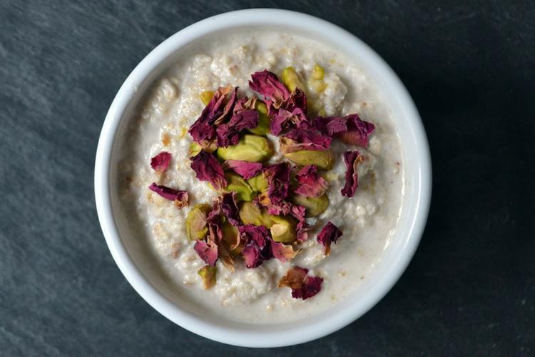 Winter Warming Porridge Recipe