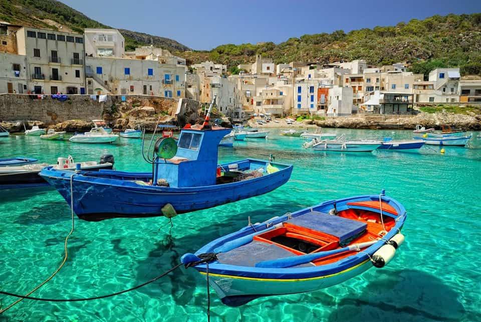 Levanzo Island, Sicily, Italy
