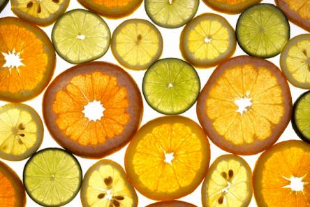 Detoxing Citrus Fruit