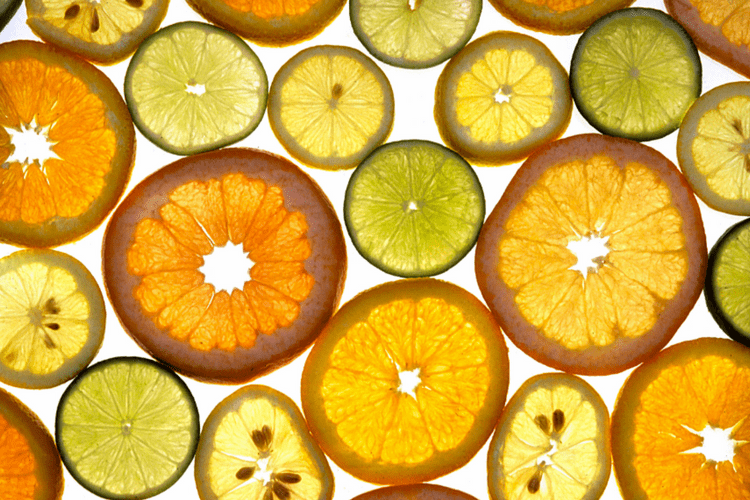 Detoxing Citrus Fruit
