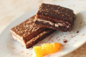 Dessert Chocolate Brownie