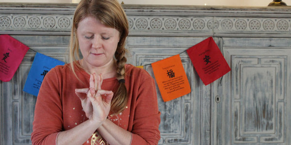 Louise Gillespie-Smith Mudra