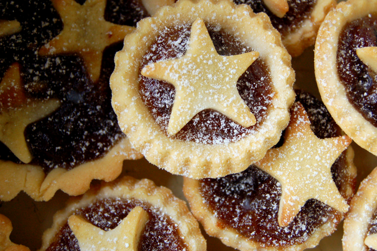 Gluten and Egg Free Mince Pies Recipe