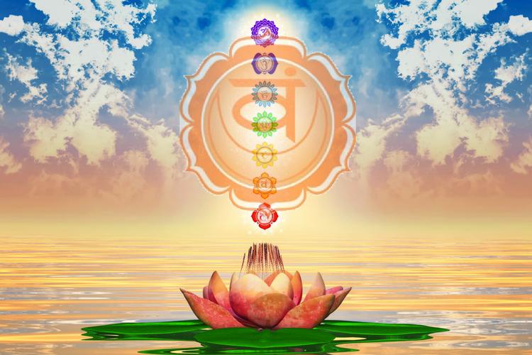 Chakra Series – Svadhistana Chakra