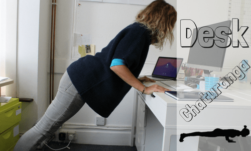 Desk Chaturanga