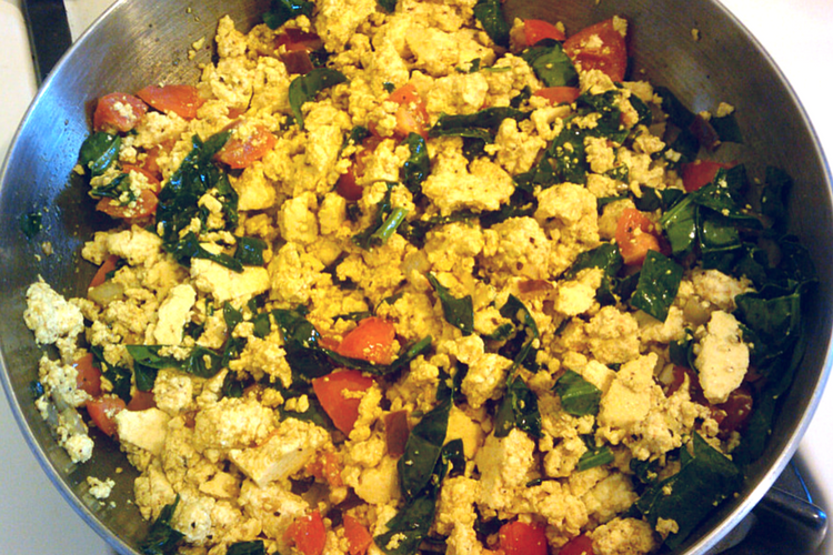 Tofu Scramble Recipe