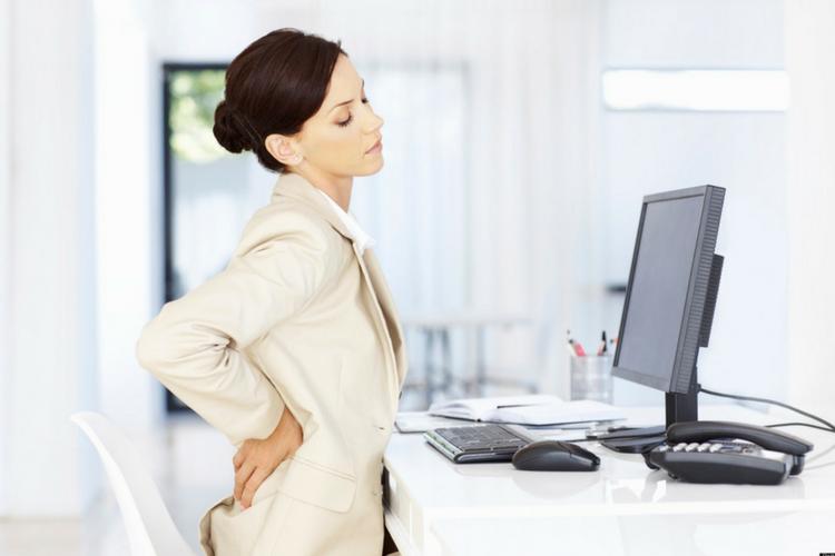 10 Desk Yoga Poses