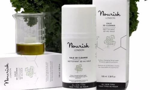 Nourish Skin Range Radiance Collection