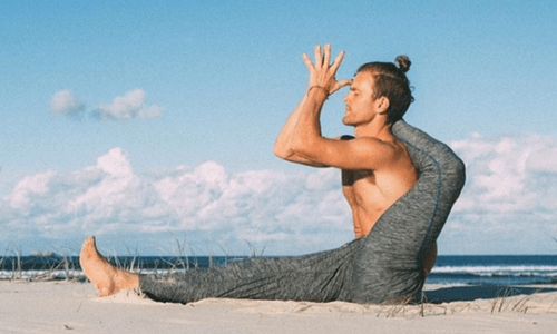 OHMME Men's Yoga Clothing
