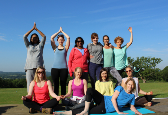 Wellbeing and Yoga – East Sussex