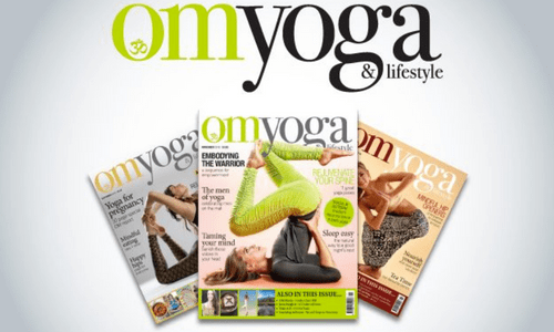 1 Year Subscription to Om Yoga Magazine
