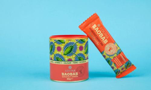 Aduna Baobab Powder and Bar