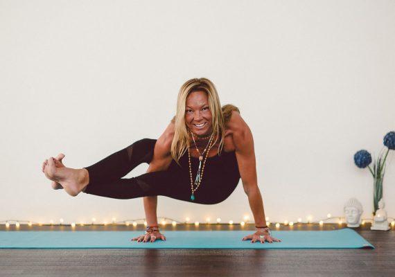Intermediate yoga weekend retreat – East Sussex