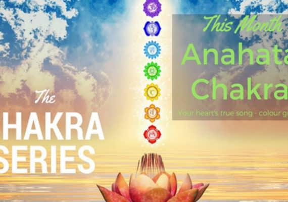 Chakra Series – Anahata Charka