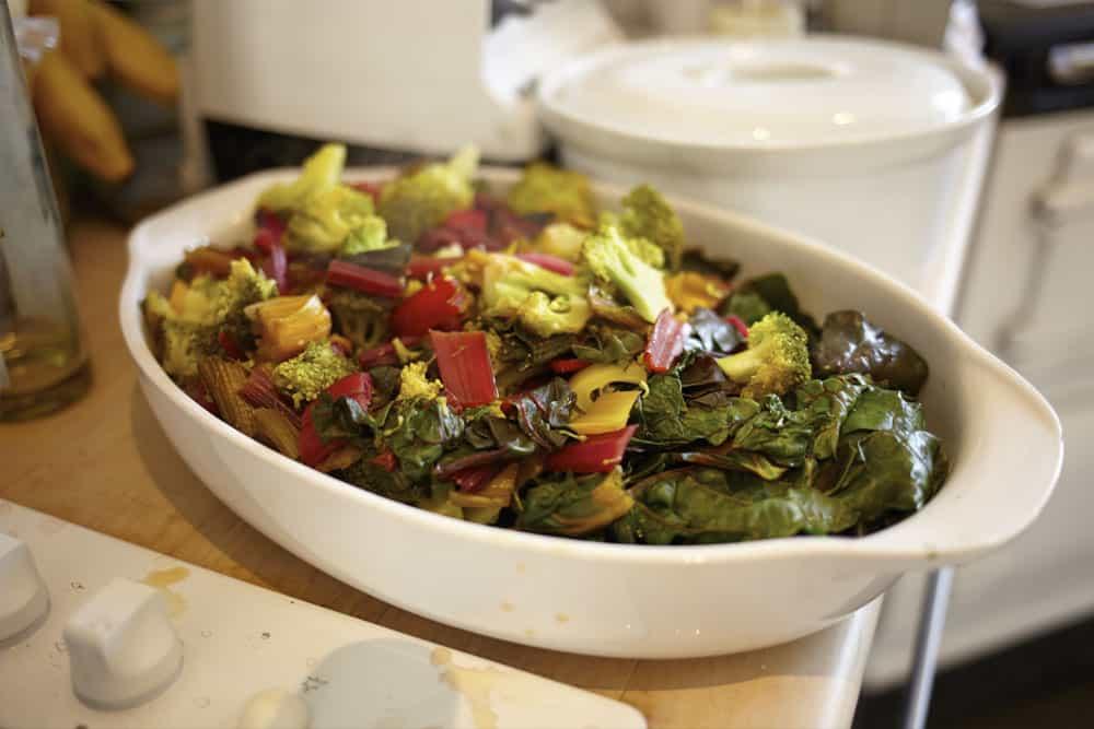 greeen vegetables east sussex