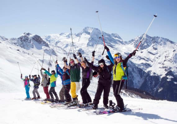 Snowsports and Yoga – France