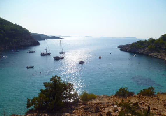 Sunshine and Yoga – Ibiza
