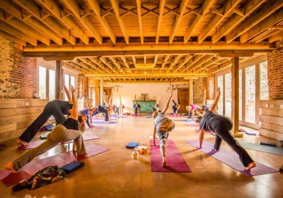 Wellbeing and Yoga – Norfolk