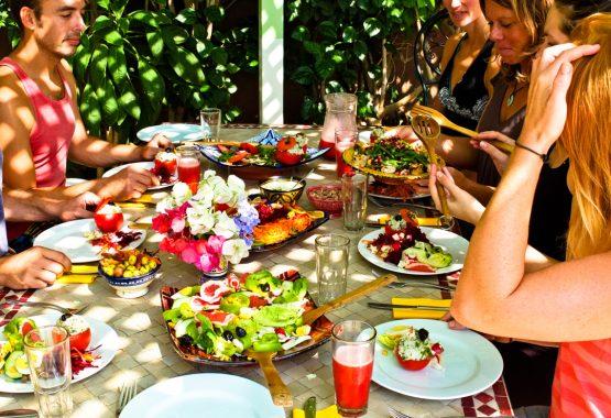Food-on-table-morocco