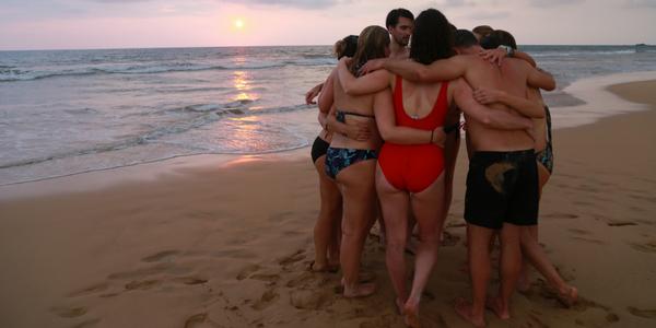 Group Hug Sri Lanka