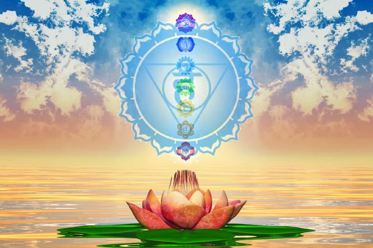 Chakra Series - Vishuddha chakra