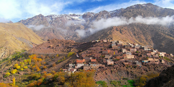 Toubkal Mountain Morocco