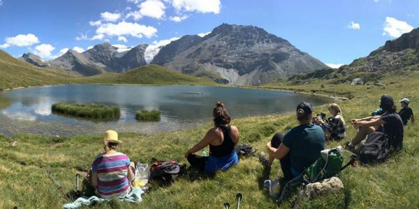 Hiking Retreat French Alps spa