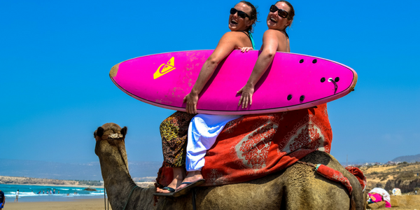 Camel ride Taghazout