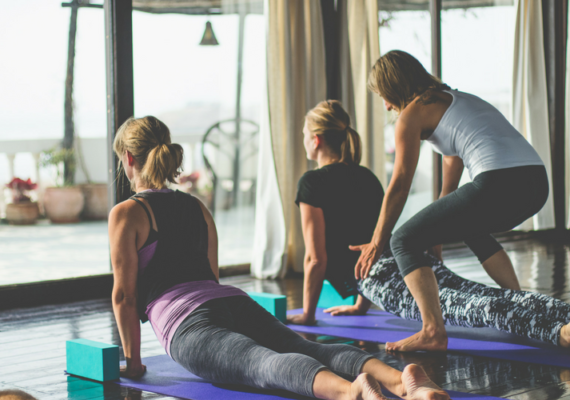 Yoga Retreats vs Spas… What's the Difference?