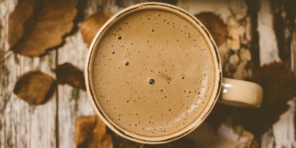 Vegan Turmeric Latte