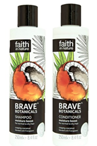 Faith in Nature Brave Botanicals Moisture Boost