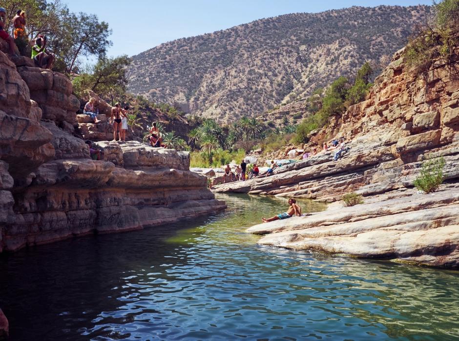 paradise land morocco