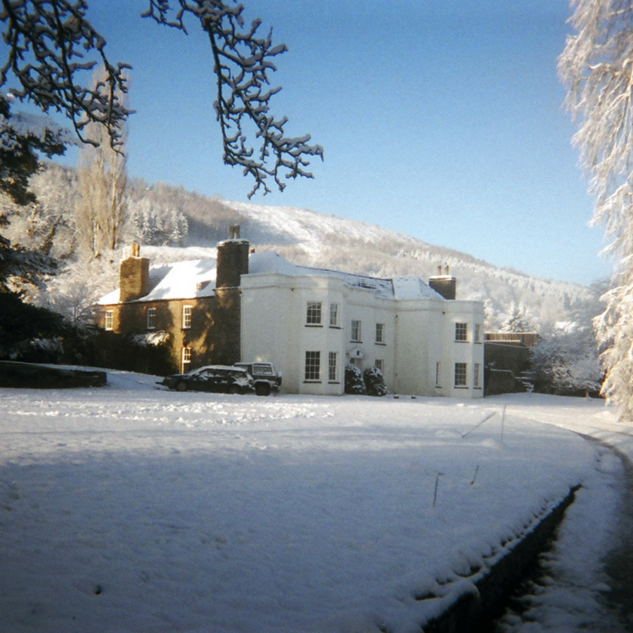 New Year Yoga Retreat in Brecon Beacons, Wales