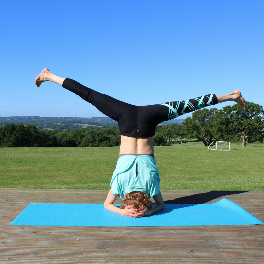 Headstand in East Sussex