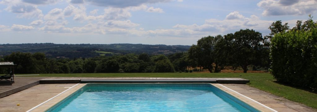 pool and countryside mid week retreat east sussex
