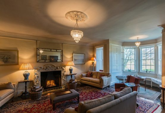 Brecon Beacons Venue Sitting Room