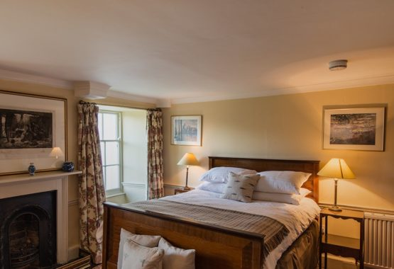 King Size Bed Brecon Beacons Venue